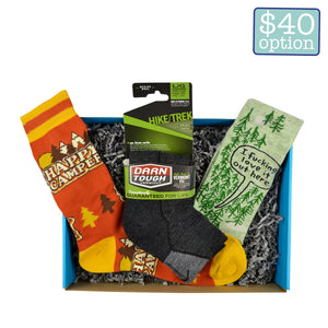 Men's Outdoorsy Surprise Gift Box