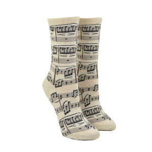 Women's A Genius Composition Socks