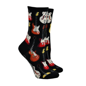 Women's Guitar Socks