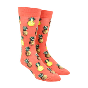 Men's Pursuit Of Pineapple Socks