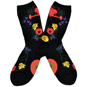 Women's Garden Goals Socks