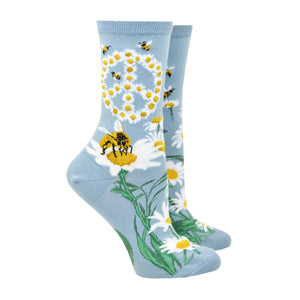 Women's Give Bees A Chance Socks