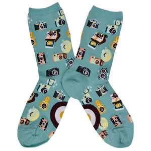 Women's Say Cheese Socks