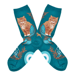Women's Purrmaids Socks
