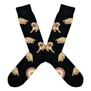 Men's Labradorable Socks
