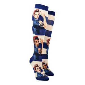 Women's Nasty Rosie Knee High Socks