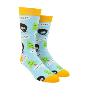 Men's Happy Trees Socks