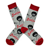 Men's It's Bob Ross Socks