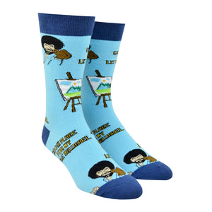 Men's Little Squirrel Socks
