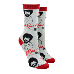 Women's It's Bob Ross Socks