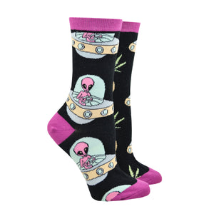 Women's Spaced Out Socks
