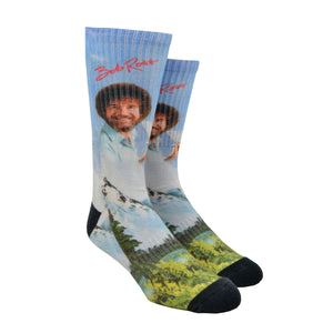 Men's Bob Ross Basics Socks