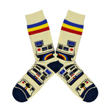 Men's Camera Polaroid Socks