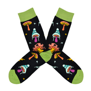 Men's Shrooms Socks