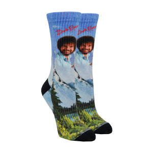 Women's Bob Ross Basics Socks