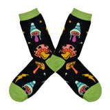 Women's Shrooms Socks