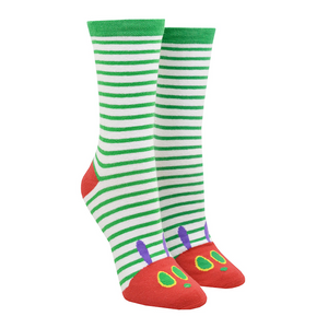 Unisex Hungry Caterpillar Socks