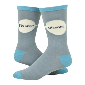 Unisex Don't Let The Pigeon Ride The Bus Socks