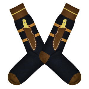 Men's Boot Knife Socks