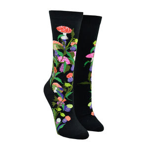 Women's Amanita Muscaria Socks