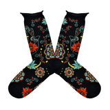 Women's Buddhist Blessing Socks