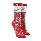 Women's Mona Linen Socks