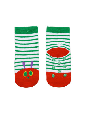 Kid's Very Hungry Caterpillar 4-Pack Socks