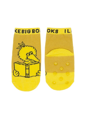 Kid's Sesame Street 4-Pack Socks