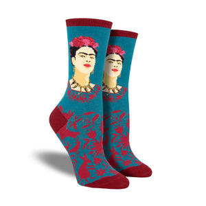 Women's Fearless Frida Socks