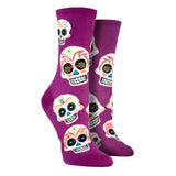 Women's Sugar Skull Socks