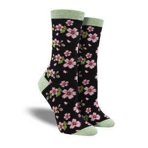 Women's Bamboo In Bloom Socks