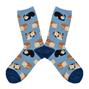 Women's Cat Loaf Socks