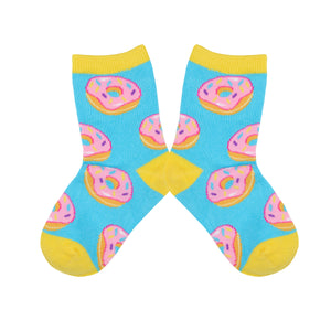 Kid's Donuts Socks