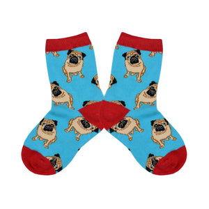 Kid's Pug Socks