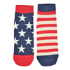 Men's Flag Ankle Socks