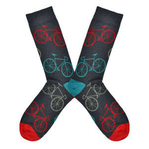 Men's Bamboo Fixie Bike Socks