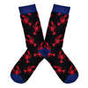 Men's Bamboo Lobster Socks