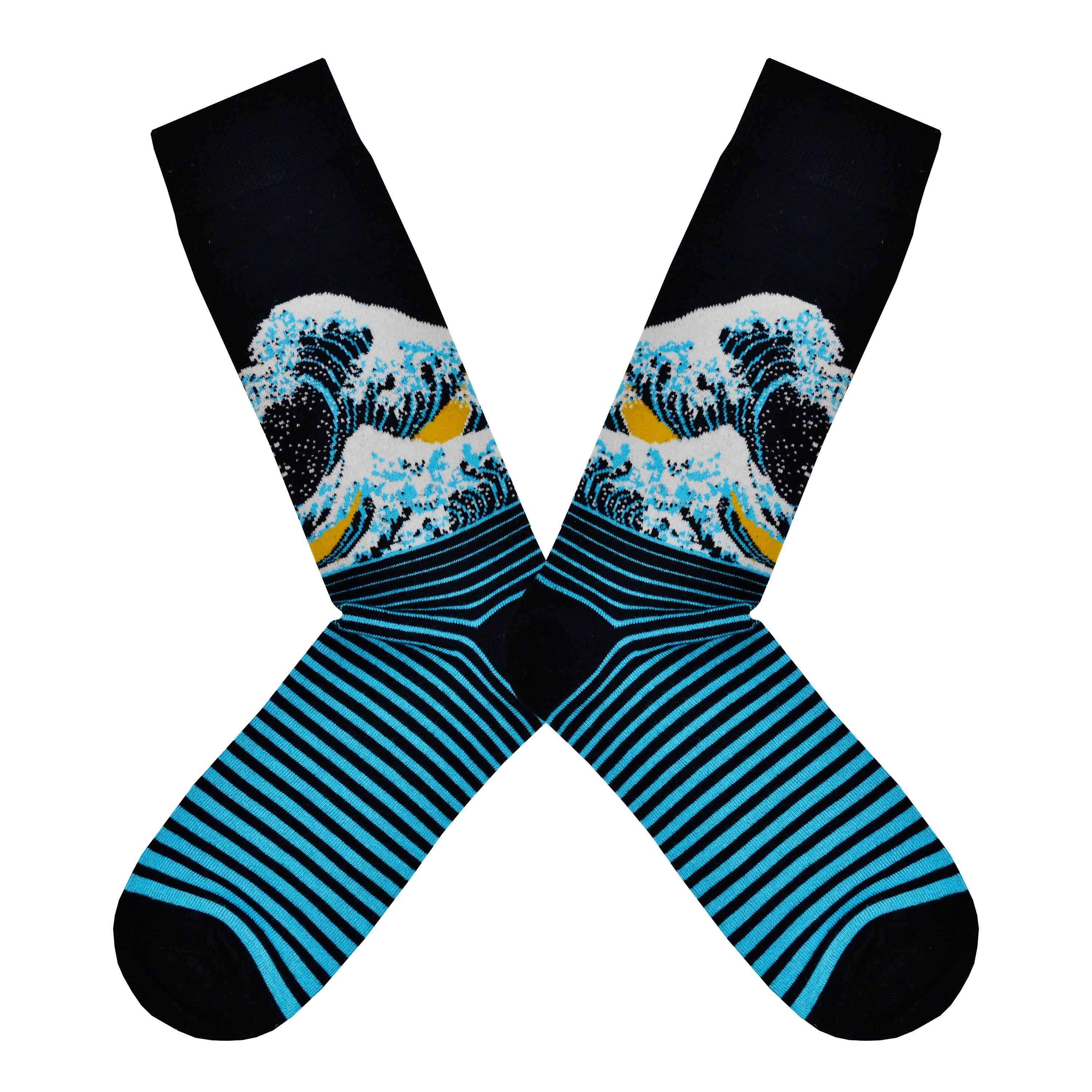 The wave sock