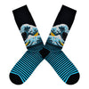 Men's Bamboo The Wave Socks
