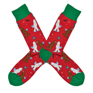 Men's Mythical Kissmas Socks