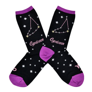 Women's Capricorn Socks
