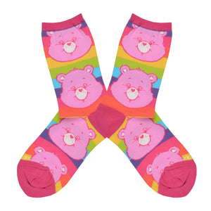 Women's Cheer Bear Socks