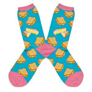 Women's Grilled Cheese Socks