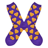 Women's Love You To Pizzas Socks