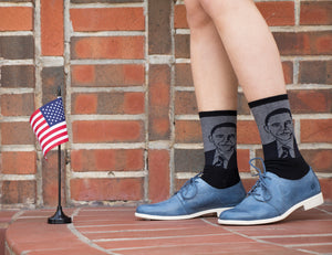 Women's Obama Socks