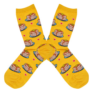 Women's Pancakes Socks