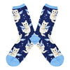 Women's Purrfect Angel Socks