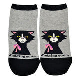 Women's Extra Catty Ankle Socks