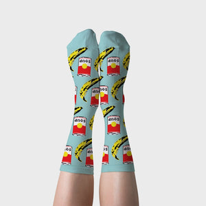 Women's Pop Art Socks