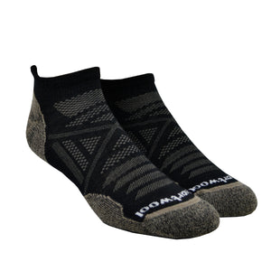 Unisex Outdoor Light Cushion Ankle Socks